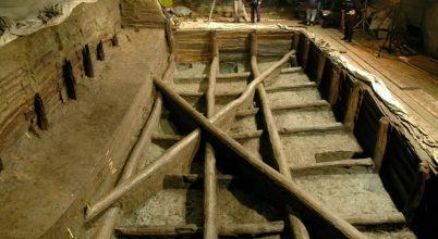 Bronzkori szent medencét találtak