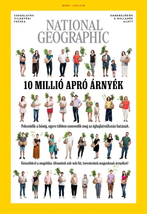National Geographic Magazin - 2021. július