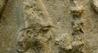 Előkerült egy kép az utolsó babilóniai királyról