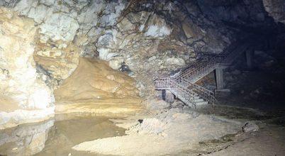 Barlangi iszapból kimutatható DNS