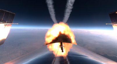 A beinduló űrturizmus környezetvédelmi aggályokat is kelt