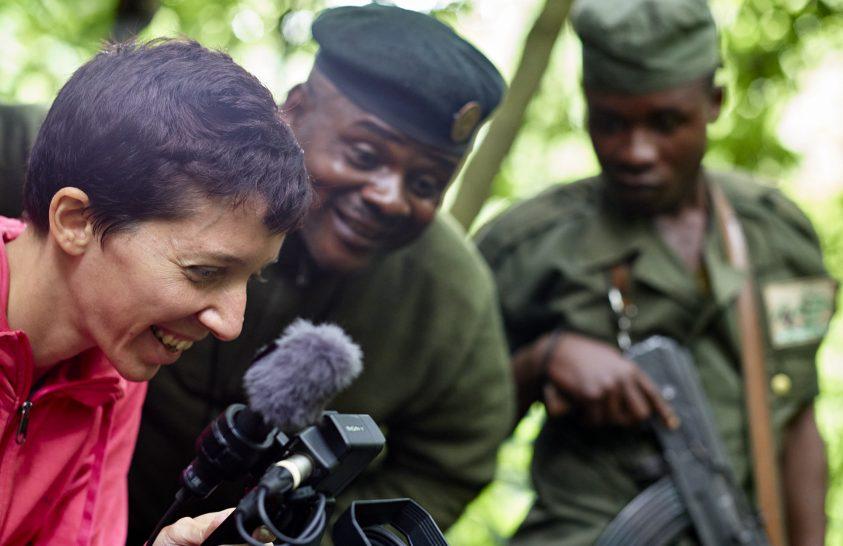 Magyar kutatónő mindennapjai a kongói dzsungelben