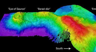 Megtalálták a tenger alatti Mordort
