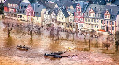 A klímaváltozás lassan mozgó és heves viharokat hoz Európában