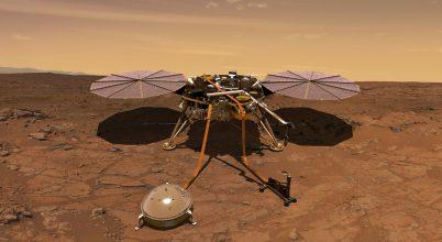 Meghatározták a Mars kéregvastagságát