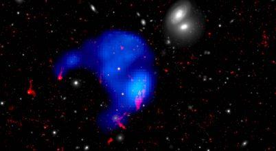 Hatalmas, magányos felhőt találtak a világűrben