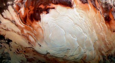 Agyag lehet a Marson észlelt visszatükröződés