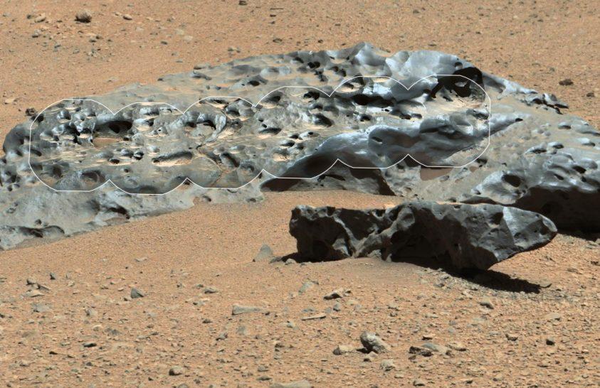 Hogyan keressünk meteoritokat a Marson?