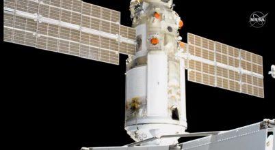 Új modul csatlakozott a Nemzetközi Űrállomáshoz