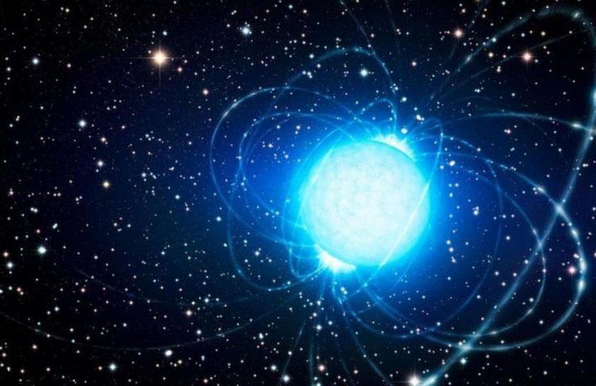 A neutroncsillagokon milliméternél is kisebbek a hegyek