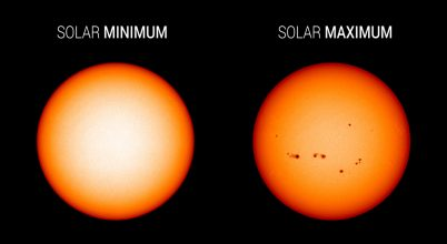 Új napfolt-katalógus segíti az előrejelzést