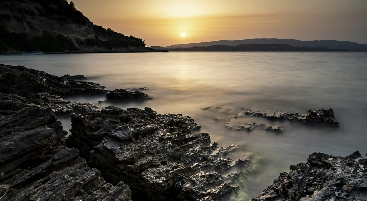 A nap képe: Naplemente