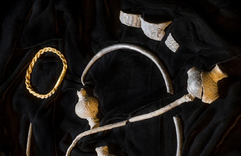 Viking leleteket találtak Man szigetén