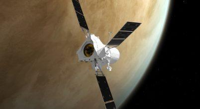 Két űrszonda is elrepült a Vénusz mellett