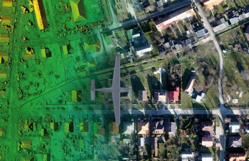 Drónok és térképészet egy helyen