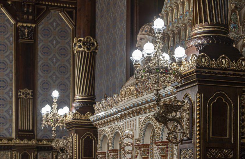 Újjászületett a Szent István-terem a Budavári Palotában