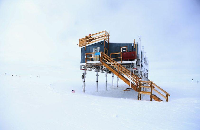 A klímaváltozást jelzi a rendkívüli csapadék Grönlandon