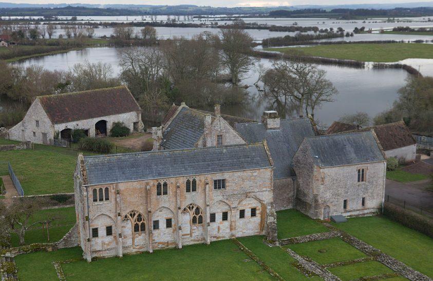 A 14. századi szerzeteseknek is voltak emésztési problémáik