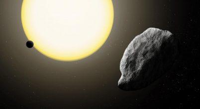 Ez a leggyorsabban keringő kisbolygó Naprendszerünkben