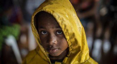 A klímaváltozás veszélyei a gyermekekre