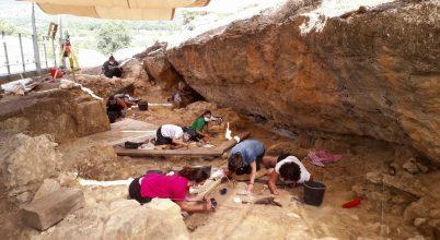 A neandervölgyiek vadásztáborára bukkantak