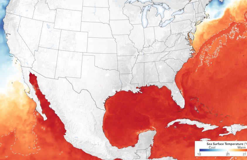 Felkészült az óceán a hurrikánszezonra