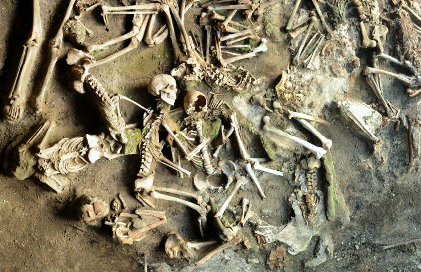Étrendről is árulkodnak Herculaneum maradványai