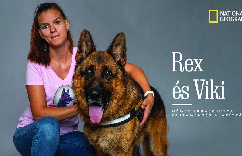 Rex és Viki