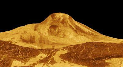 Friss vulkanizmus nyomára bukkantak a Vénuszon