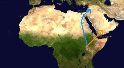 Merrefelé vezetett az út ki Afrikából?