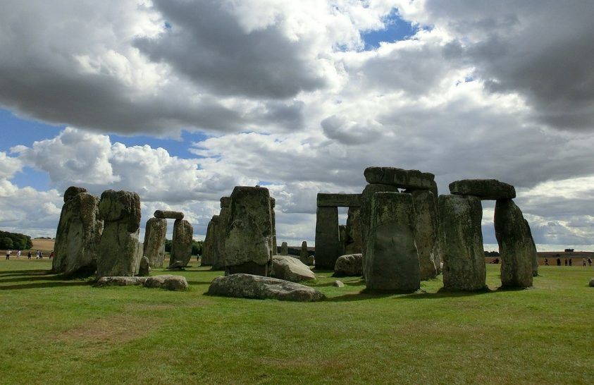 A Stonehenge elveszett darabjára bukkantak