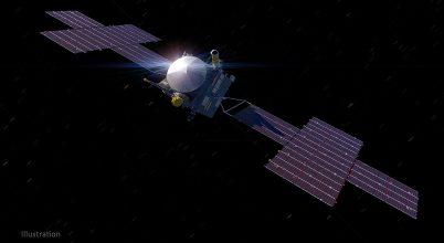Új animáció készült a fémes kisbolygóról