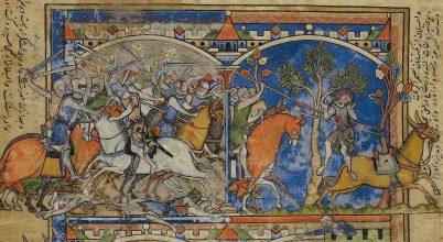 Keresztes katonák sírjaira bukkantak