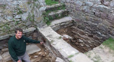 Római erőd maradványait rejti egy világháborús bunker