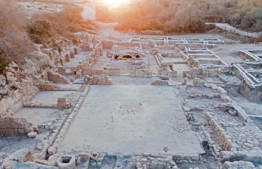 Titokzatos mártír templomára bukkantak