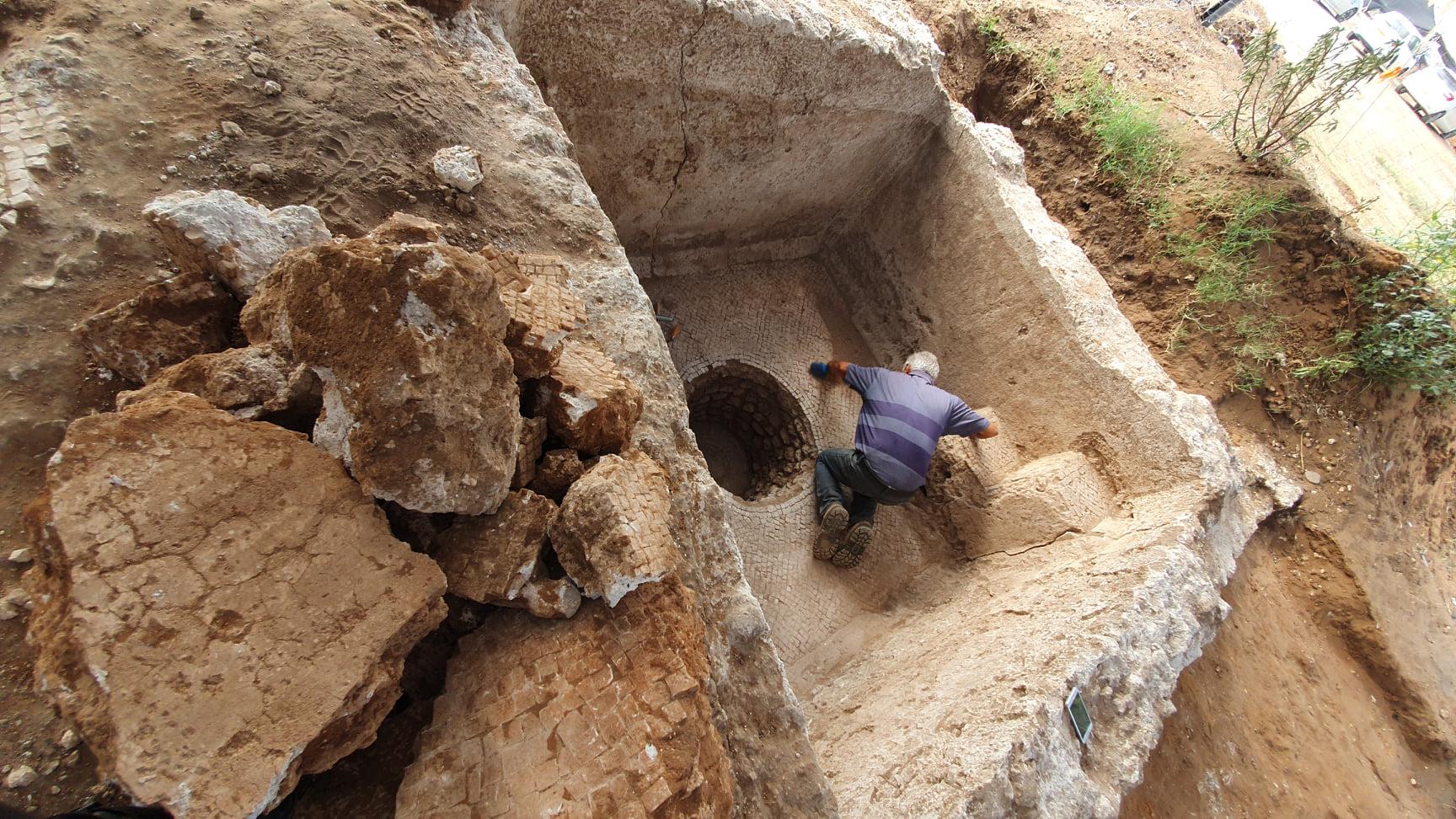 Ókori tanya maradványait tárták fel