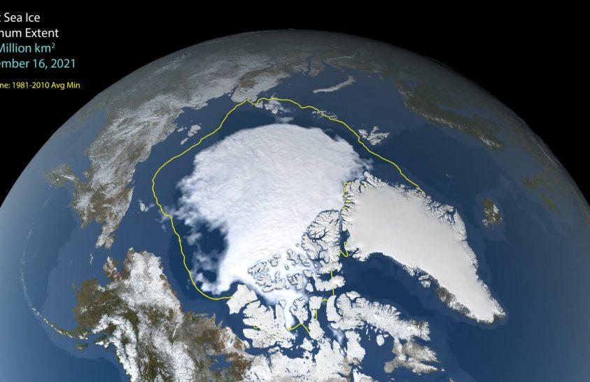 Idén sem növekedett az északi-sarkvidéki tengerjég