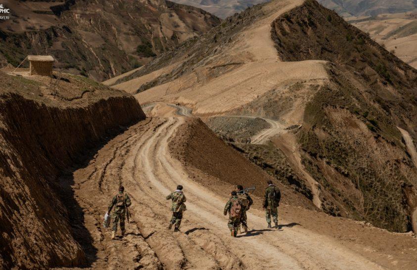 Afganisztáni jelen