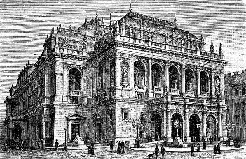 Az Operaház megnyitója