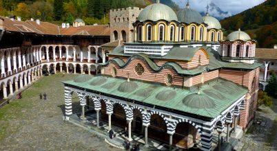Kolostor, amely a bolgár történelem egyik szimbóluma