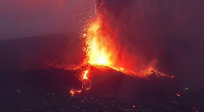 Vulkáni helyzetjelentés
