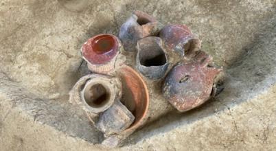 9 ezer éves sör nyomaira bukkantak