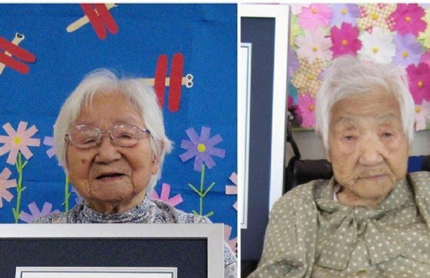 107 éves a világ legidősebb egypetéjű ikerpárja