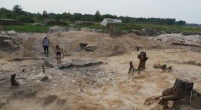 Tízezer éves településekre bukkantak