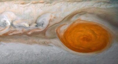 Változnak a szelek a Jupiter nagy vörös foltjában
