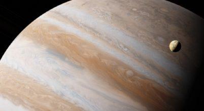 Sikerült megörökíteni, ahogy egy aszteroida csapódik a Jupiterbe