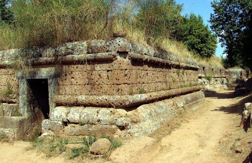 Kik voltak az etruszkok?