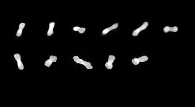 Különös alakú kisbolygót fotóztak