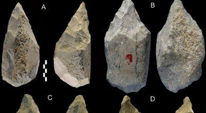 Ősi csonteszközöket találtak Olaszországban