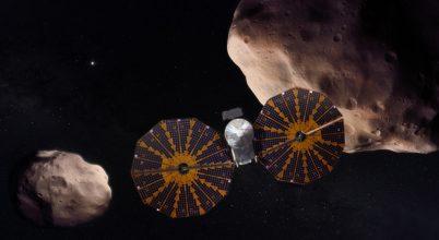 Indul az aszteroidamegfigyelő Lucy űrszonda